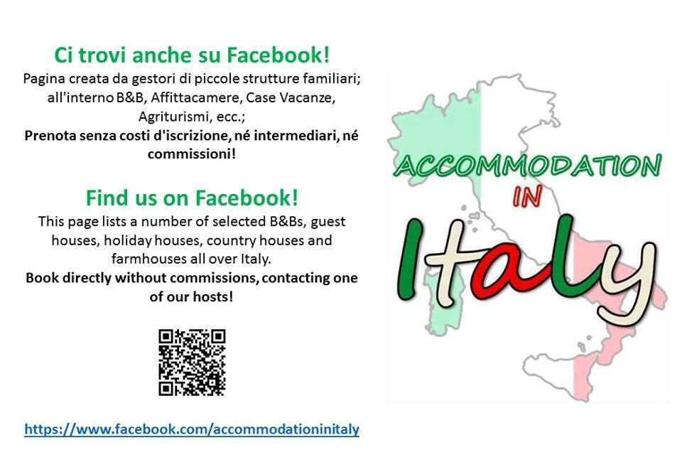 Accomodation in Italy