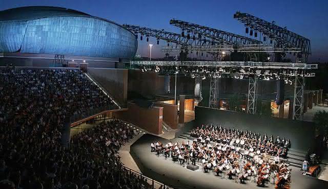 Programmazione Estiva dell'Auditorium